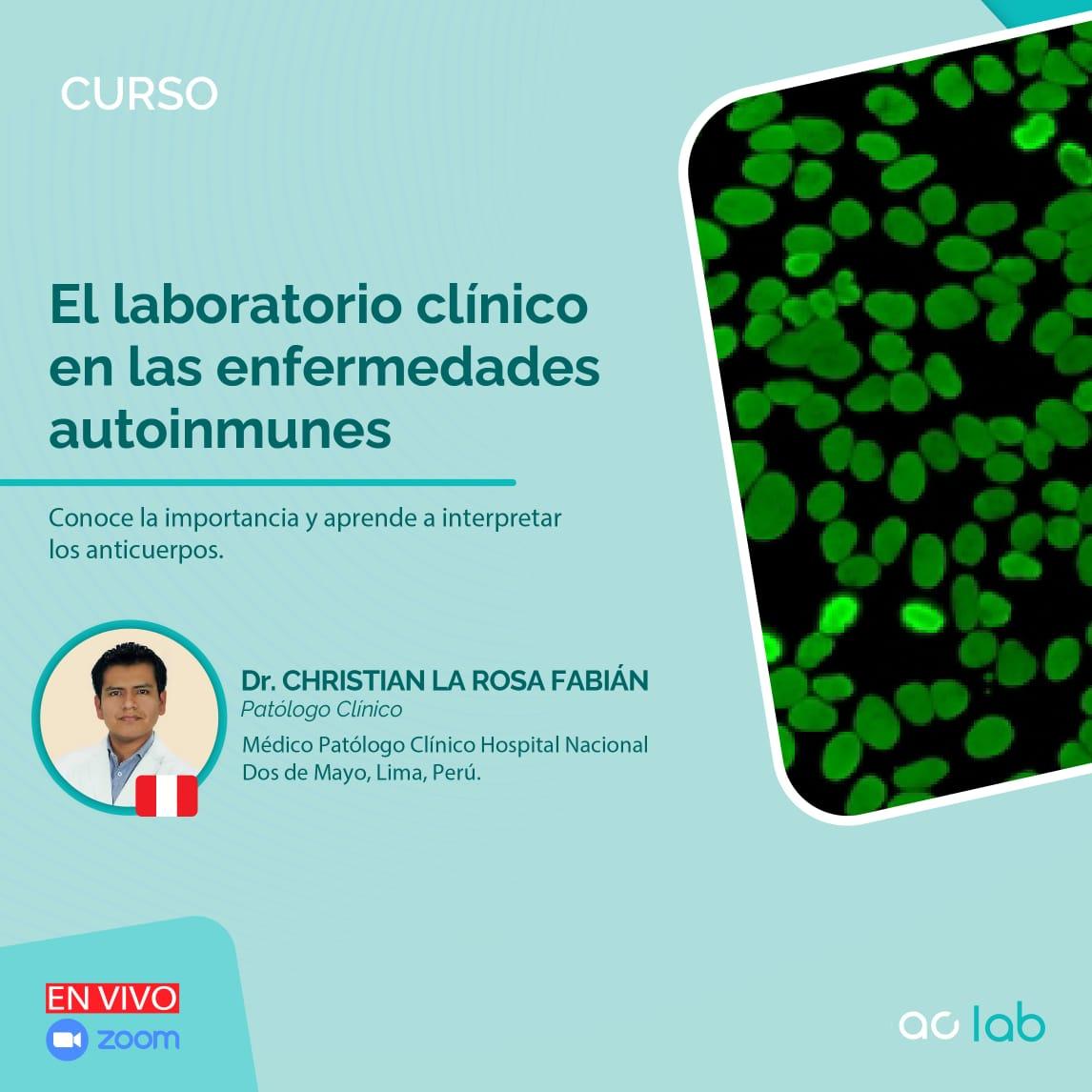 El laboratorio clinico en las enfermedades autoinmunes