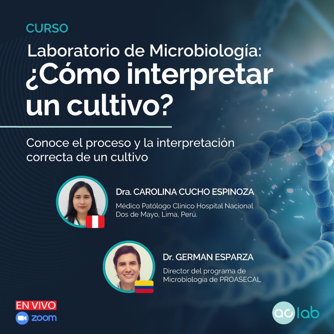 Laboratorio en Microbiologia: Cómo interpretar un cultivo
